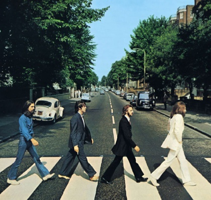 Pochette de Abbey Road (1969)