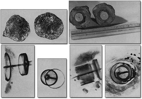 """Des découvertes archéologiques """"Improbables"""" pour l'époque? Artefact_de_coso"""