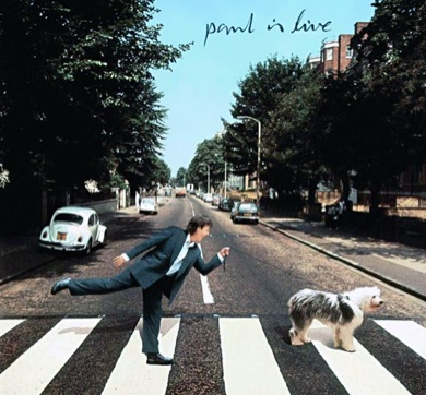 Pochette de Paul Is Live (1993)