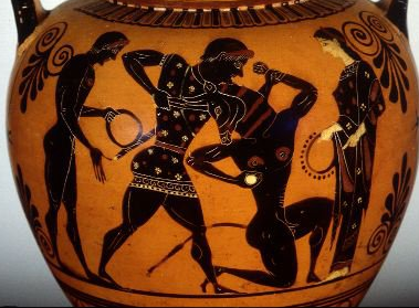 theseus vs herakles Theseus is a character from the hercules episode hercules and the grim avenger he was voiced by eric stoltz after the minotaur escapes from the labyrinth, he helps hercules face it.