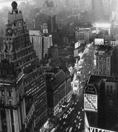 Times Squares en 1950