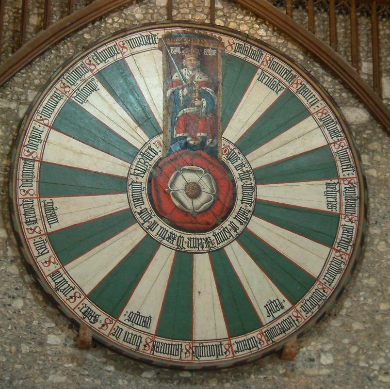 Encyclop die du paranormal a la recherche du roi arthur - La table ronde du roi arthur ...