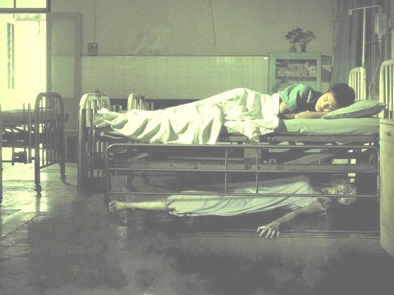 encyclop die du paranormal fant me sous le lit. Black Bedroom Furniture Sets. Home Design Ideas
